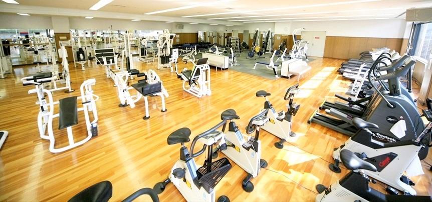 神戸総合運動公園トレーニングセンターの画像