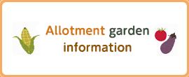 Guidance of Allotment gardens