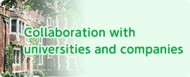 Cooperation with university, company